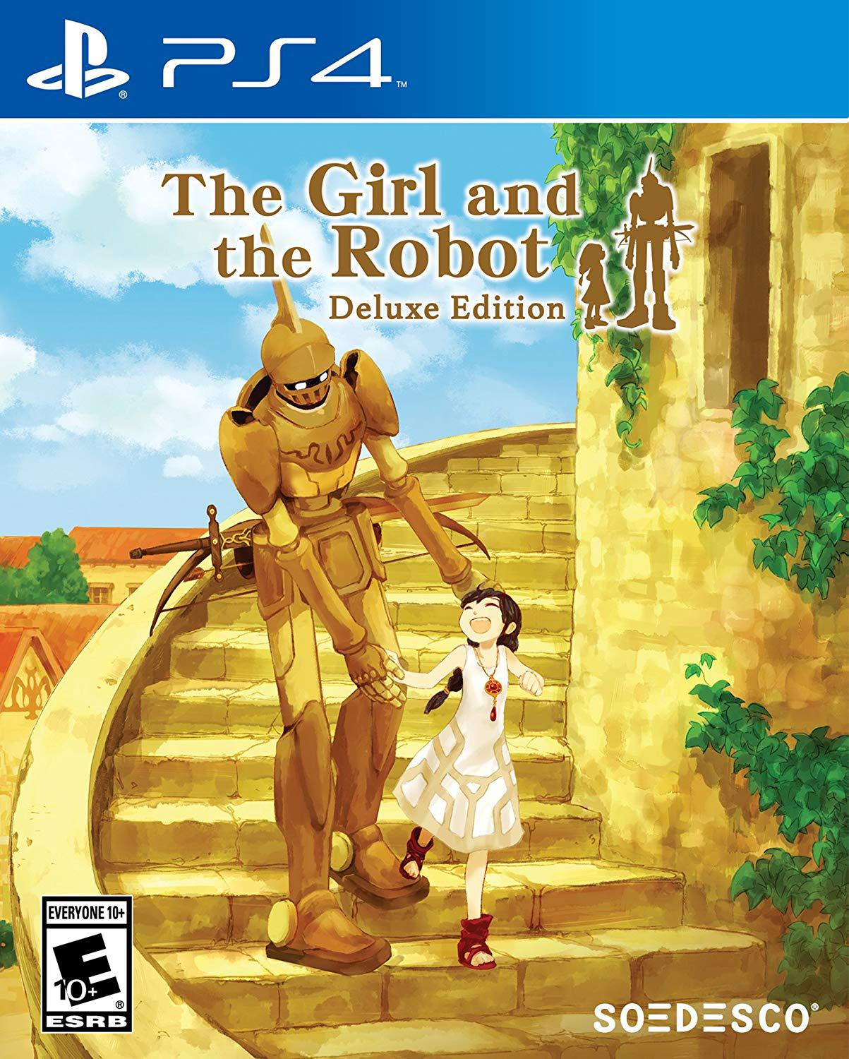 Girl and the Robot, The
