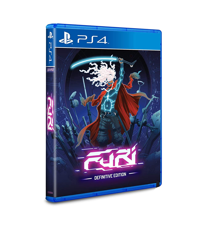 Furi - Definitive Edition