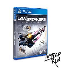 Law Breakers Limited Run