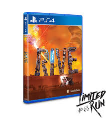 Rive Limited Run