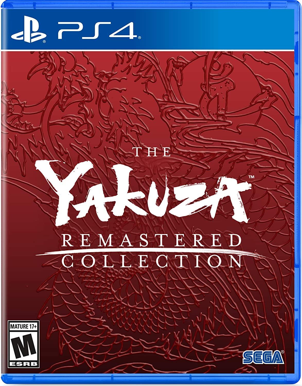 Yakuza: Remastered Collection
