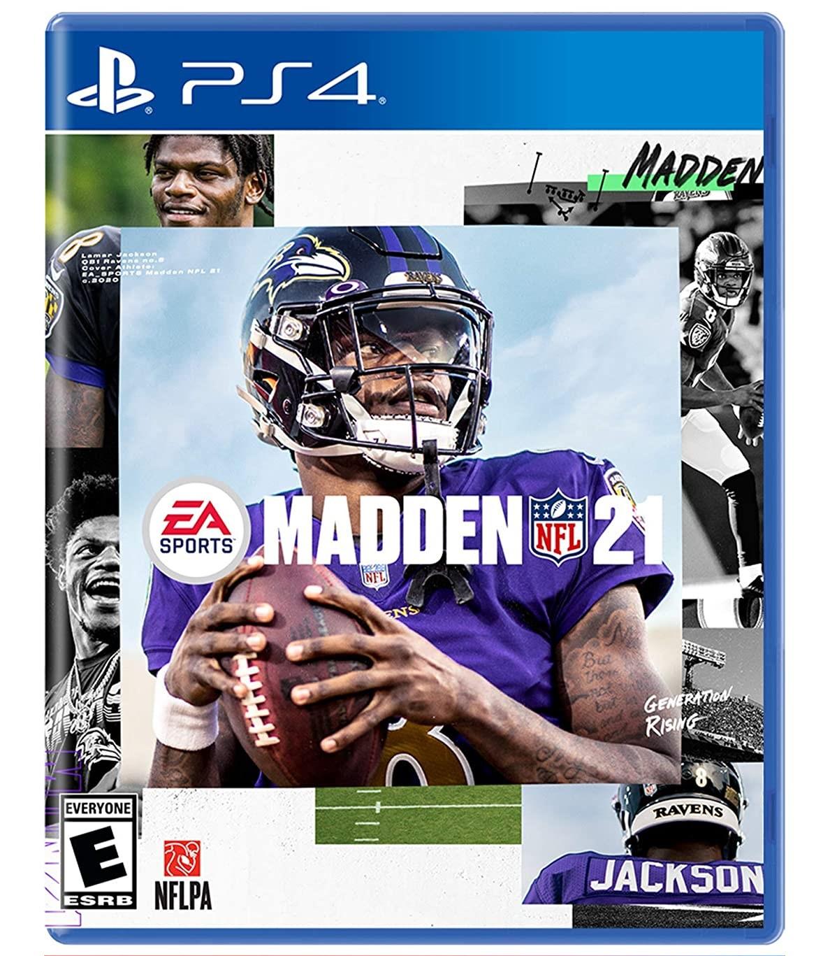 Madden NFL 2021 21