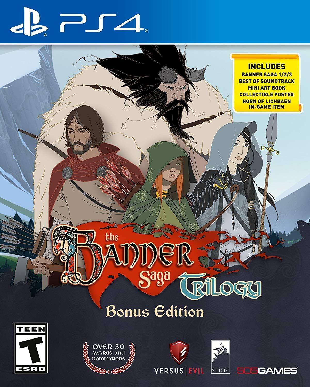 Banner Saga Trilogy, The