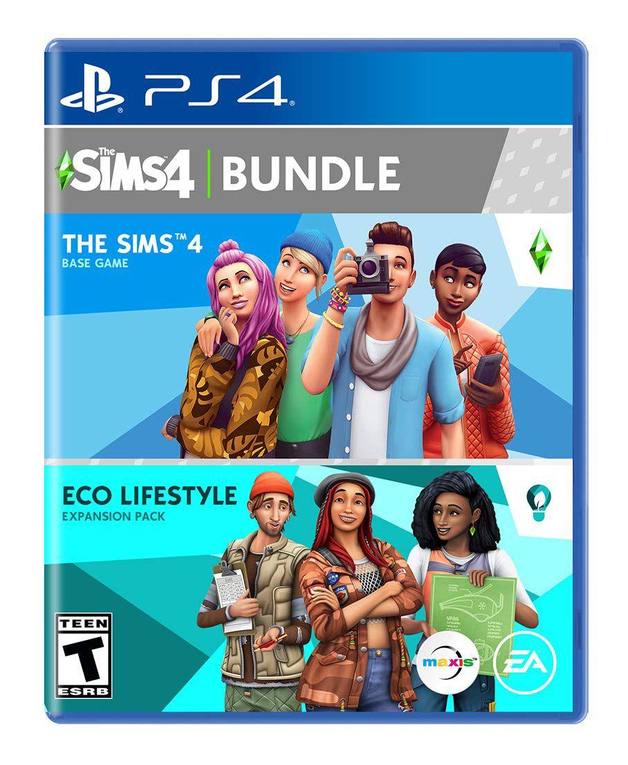Sims 4 Bundle, The