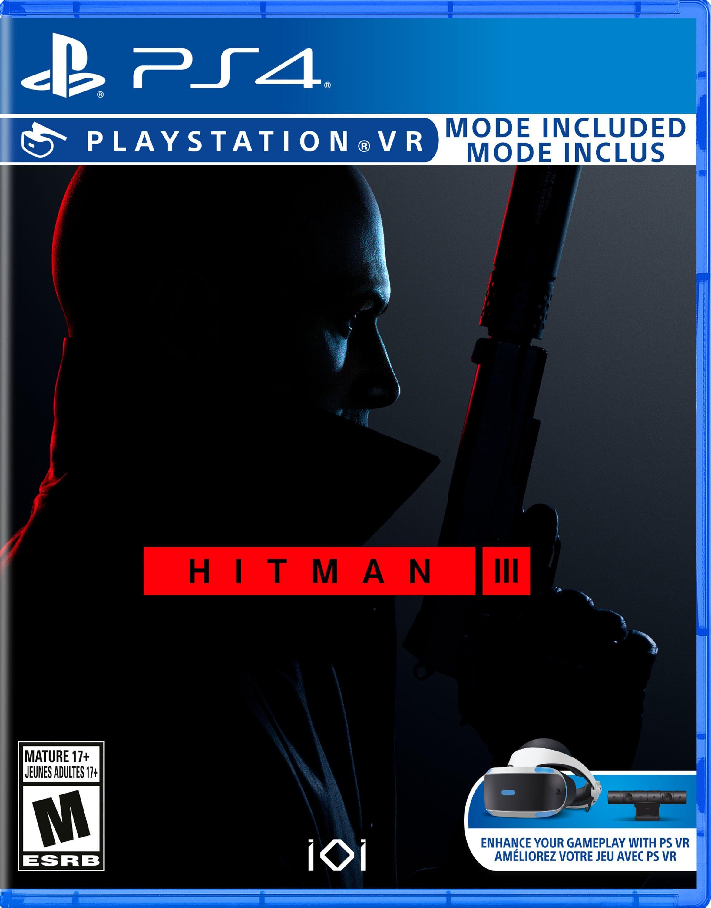 Hitman III 3
