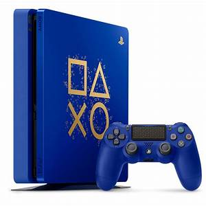 1TB PS4 Days of Play Console