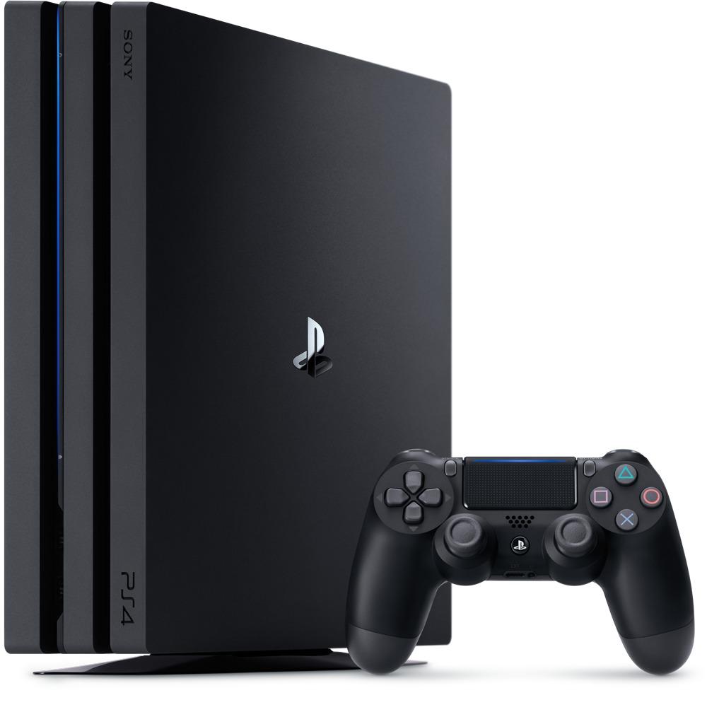 1TB PS4 Pro Console Bundle