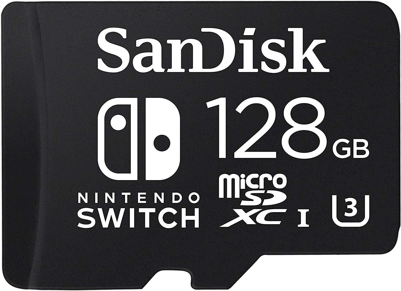 128 GB Micro SD Memory Card