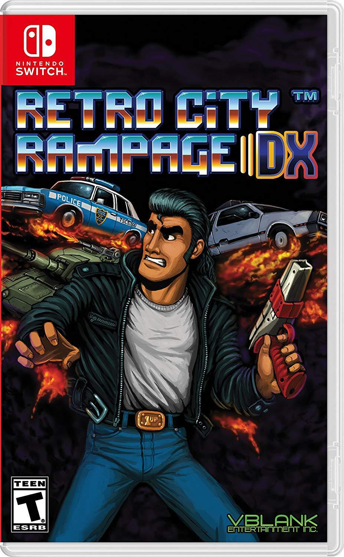 Retro City Rampage: DX