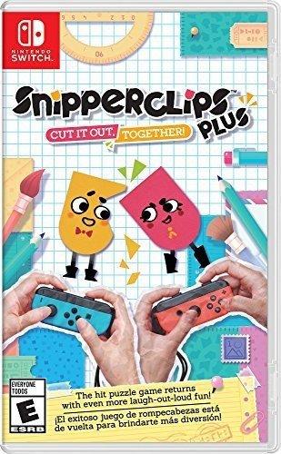 Snipper Clips Plus