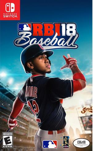 RBI Baseball 2018