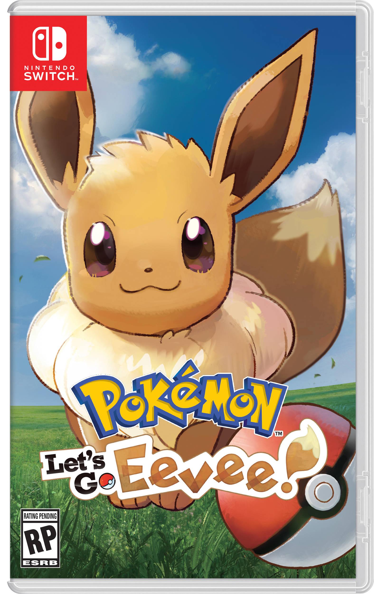 Pokemon: Lets Go Eevee