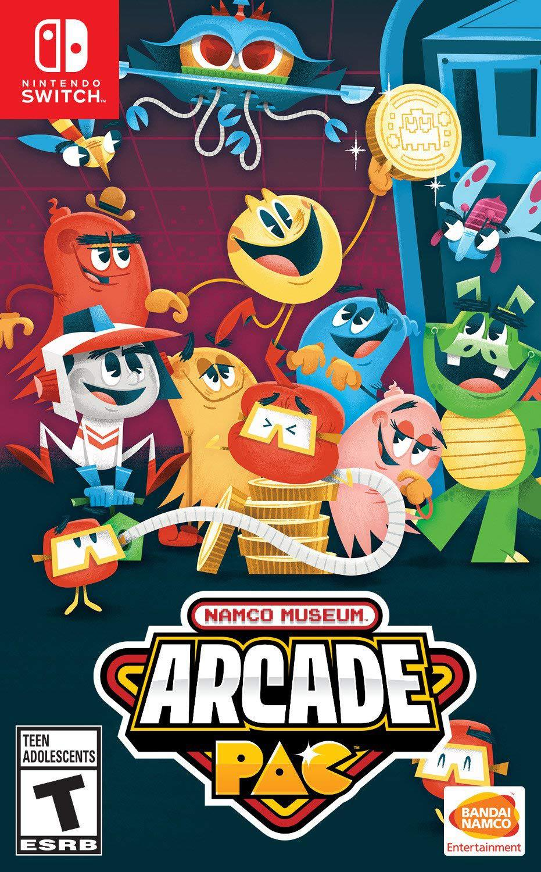 Namco Museum: Arcade Pac
