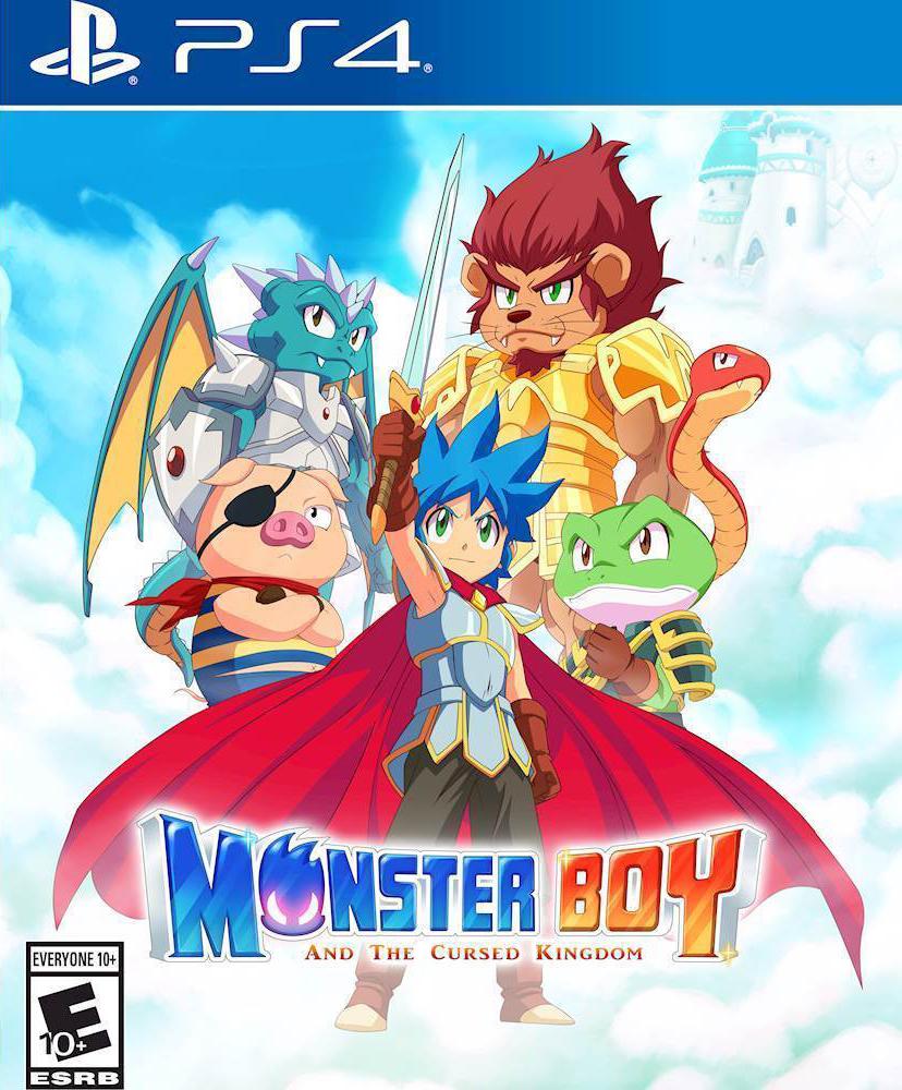 Monster Boy