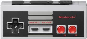 Joy-Con NES Style - Left