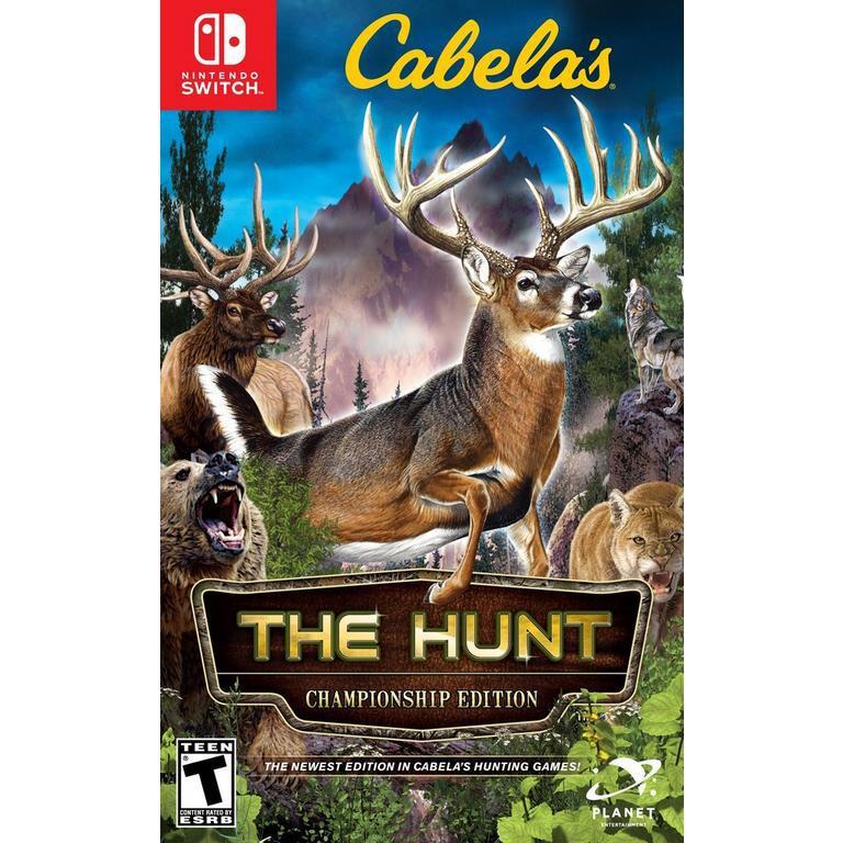 Cabelas The Hunt