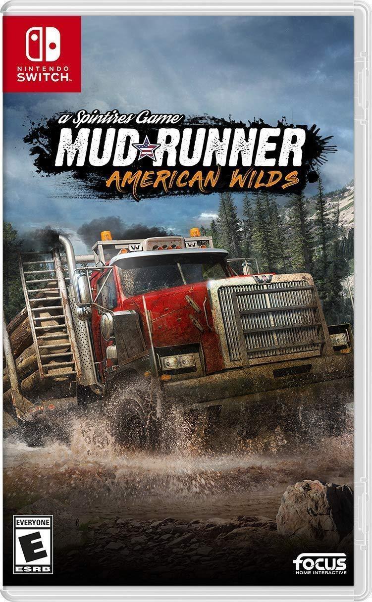 Mud Runner American Wilds