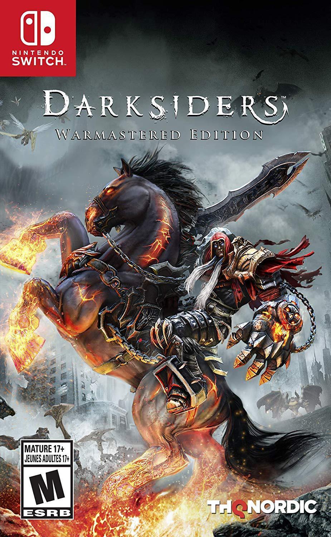 Darksiders Warmastered Edition