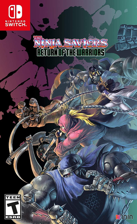Ninja Saviors, The