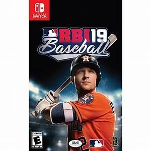 RBI Baseball 2019