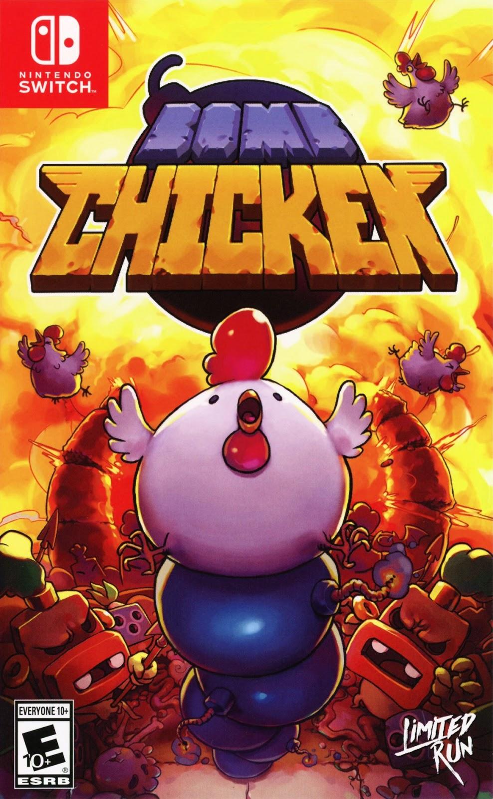 Bomb Chicken Limited Run