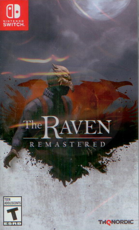 Raven, The: Remastered
