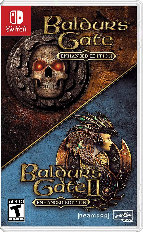 Baldurs Gate 1 & 2