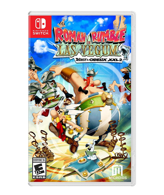 Roman Rumble in Las Vegum