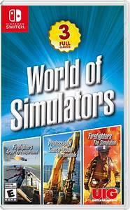 World of Simulators
