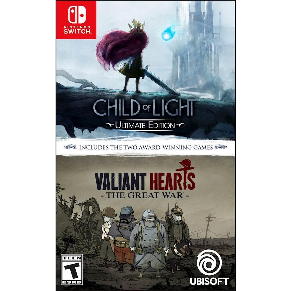 Child of Light/Valiant Hearts