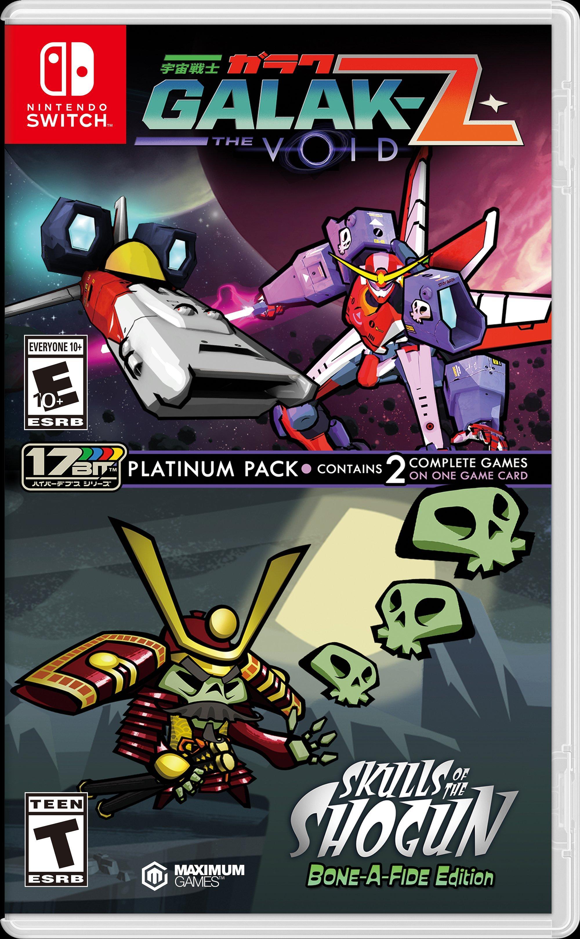 17 Bit Platinum Pack