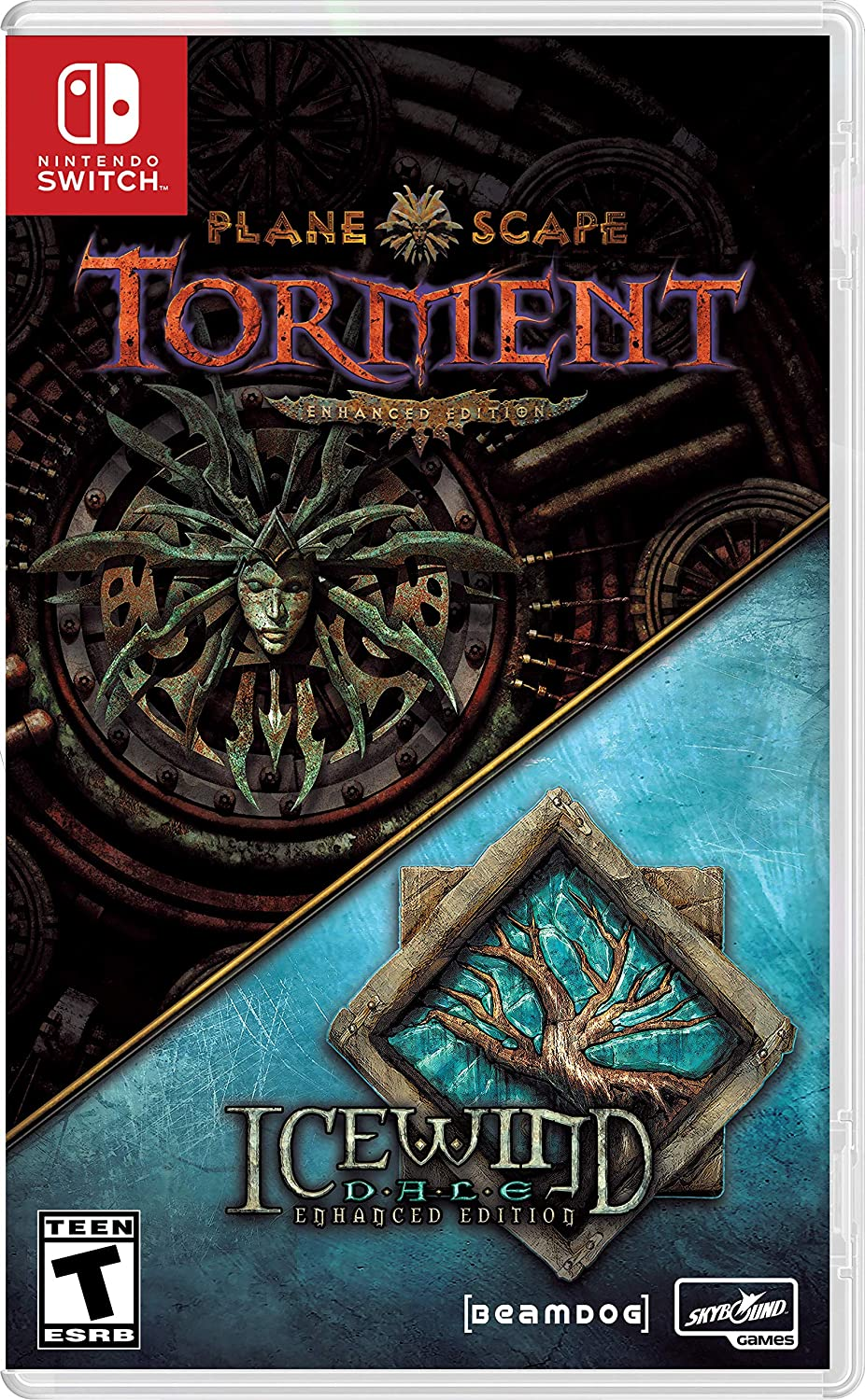 Planescape: Torment & Icewind