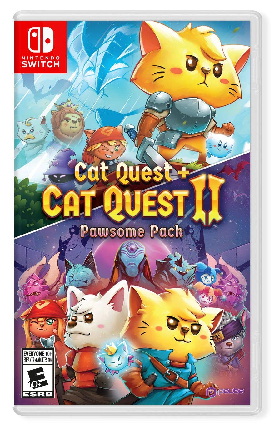 Cat Quest & Cat Quest II