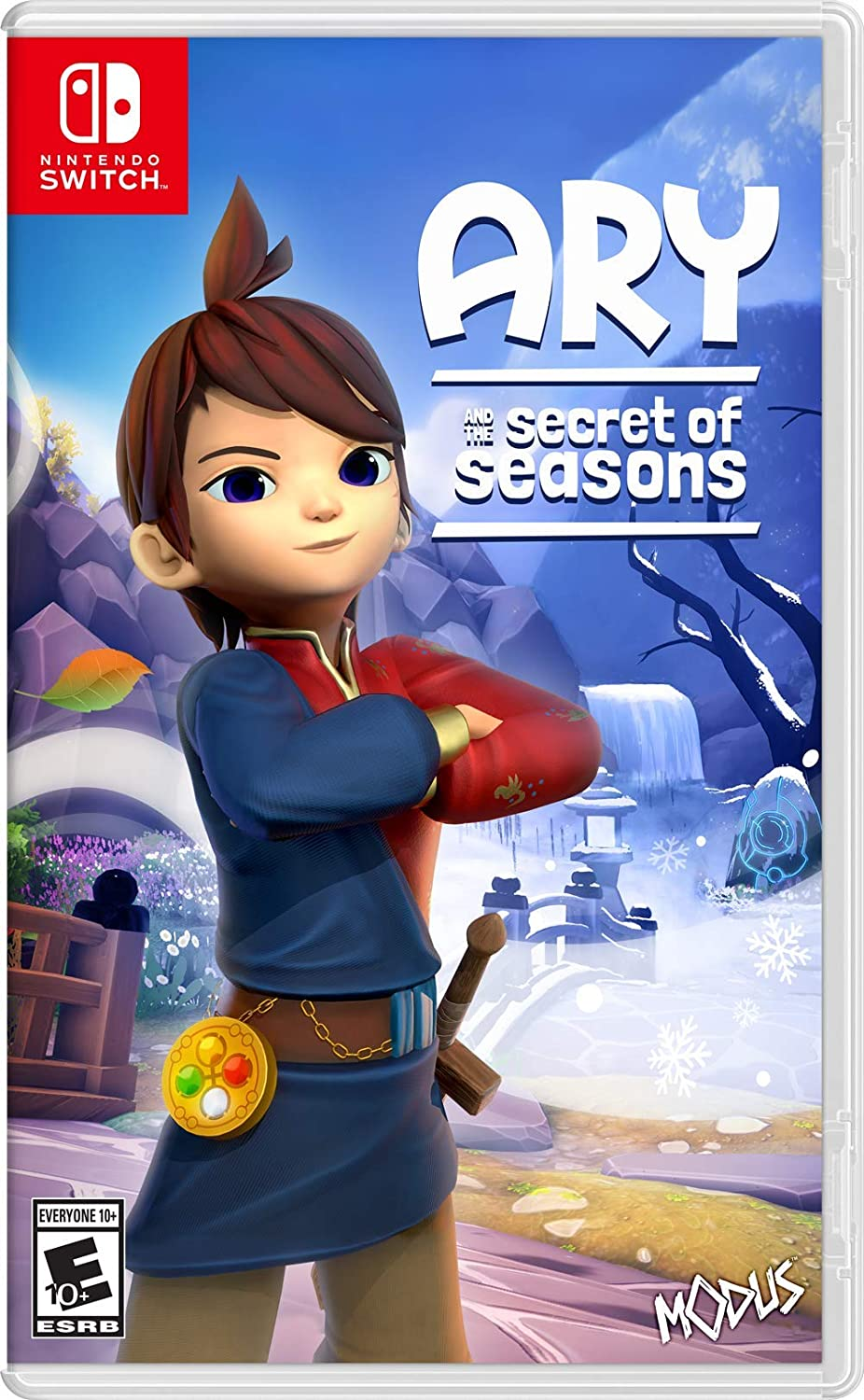 Ary and the Secret of Season