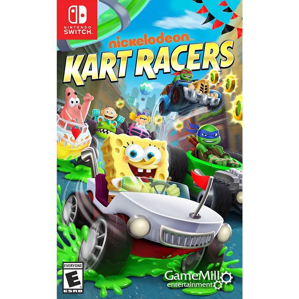 Nickelodeon: Kart Racers 2