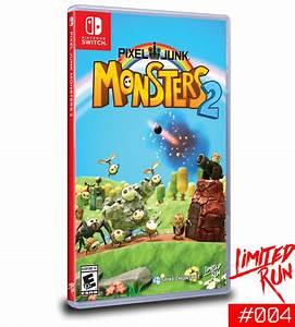 Pixel Junk Monsters 2
