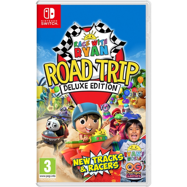 Race with Ryan: Road Trip