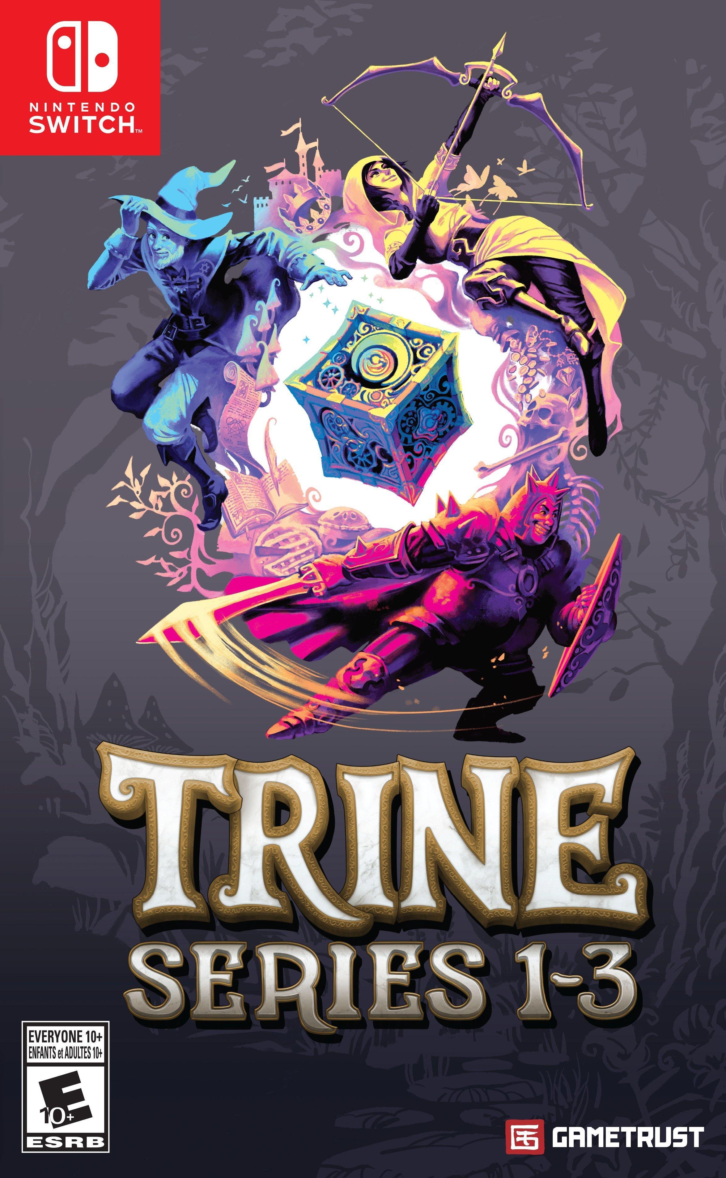 Trine Series 1-3