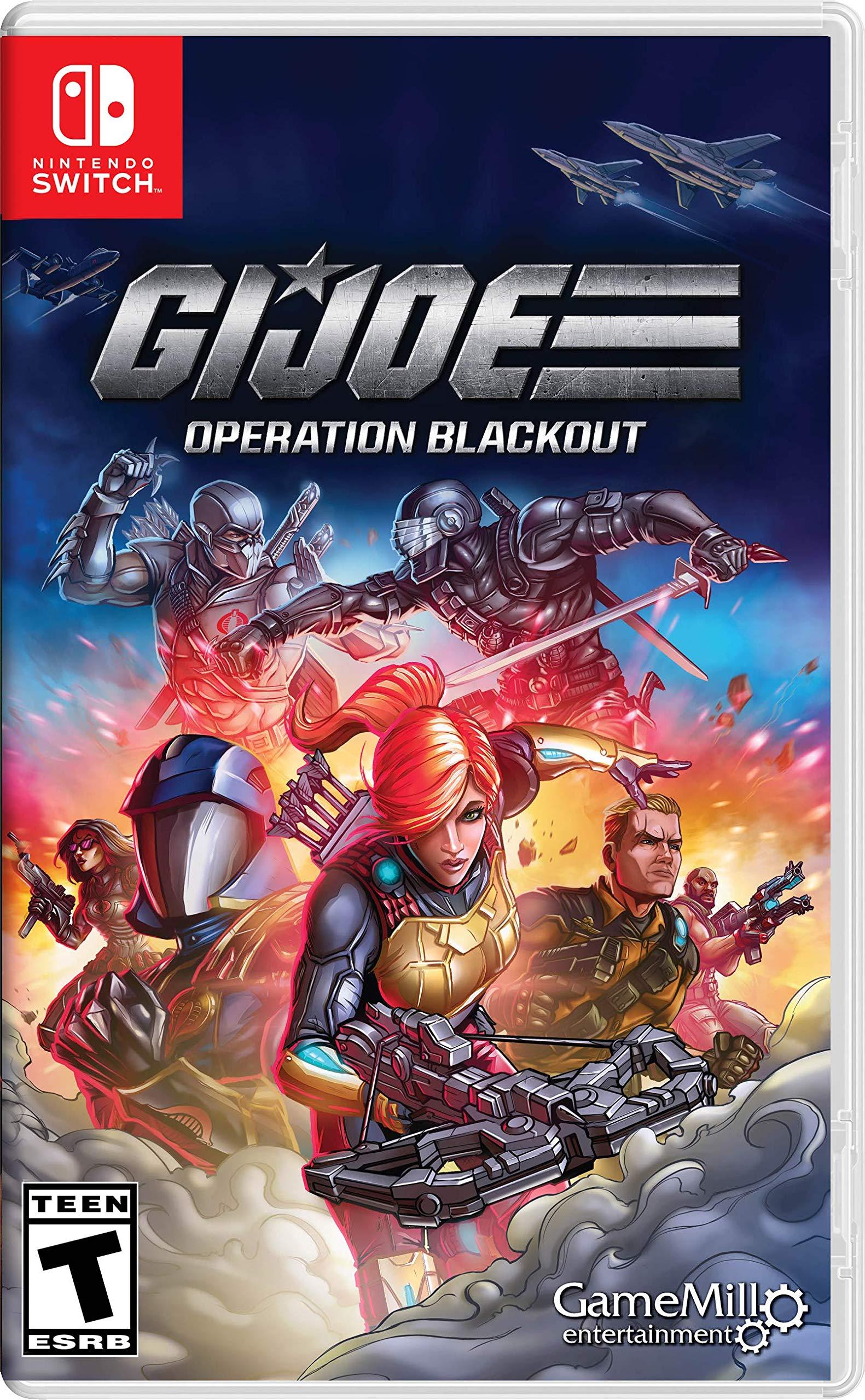 GI Joe: Operation Blackout